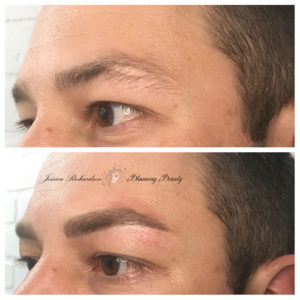Male Permanent Eyebrows